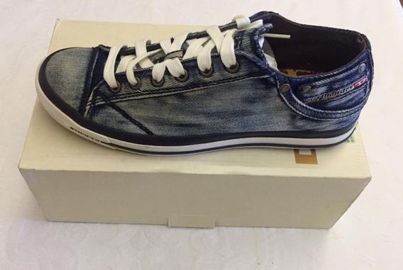 Tênis Jeans Masculino Importado E Original