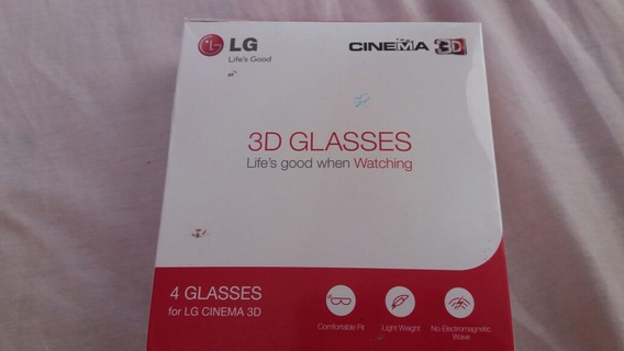 Tv Lg 47 3 D Smart Led Com 2 Ccontrole E 4 Oculos