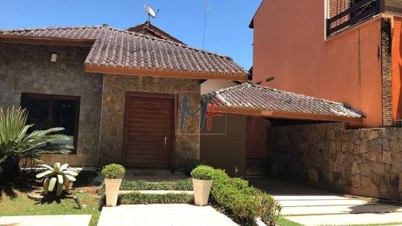 Ref 10.734 Casa Em Condomínio No Bairro Park Imperial, Com 4 Dorms Sendo 4 Suítes, 4 Vagas, 300 M² A.c. , 1080 M² Terreno Mobiliada - 10734