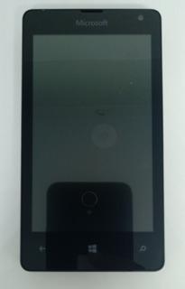Microsoft Lumia 435 Preto Com Defeito Sem Garantia