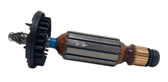 Rotor Induzido Esmerilhadeira Dewalt Dwe4120 220v Rolamento