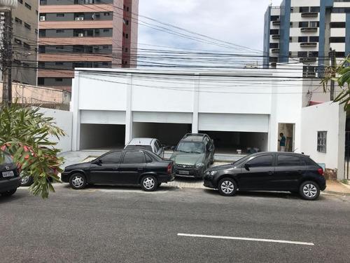 Ponto Para Alugar, 65 M² Por R$ 3.000,00/mês - Aldeota - Fortaleza/ce - Pt0017