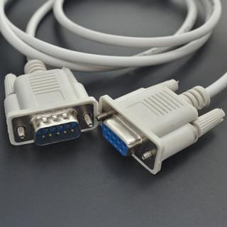 Cable Rs232 Hembra Macho Db9 1.5 M