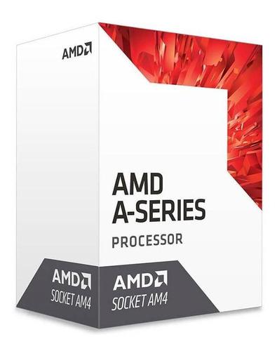 Imagem 1 de 2 de Processador Amd A4 7300 Dual Core/ Cache 1mb/ Fm2+