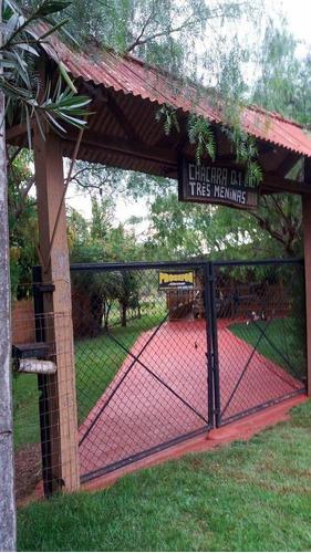 Imagem 1 de 29 de Chácara À Venda, 2380 M² Por R$ 350.000,00 - Loteamento Gazarini - Alvorada Do Sul/pr - Ch0099