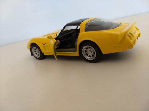 Miniatura Carro Corvette