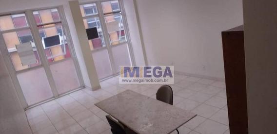 Sala À Venda, 49 M² Por R$ 159.000 - Centro - Campinas/sp - Sa0057