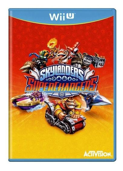 Skylanders Superchargers Wii U Mídia Física Pronta Entrega