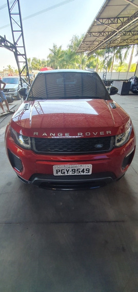 Land Rover Evoque 2.0 Si4 Hse Dynamic 5p (br) 2017