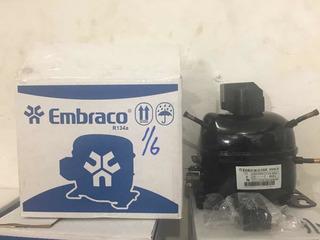 Compresor De Nevera 1/6 Hp Embraco