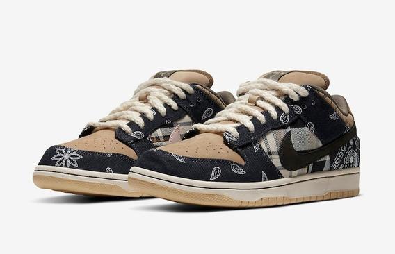 Compro Nike Sb Dunk X Travis Scott / Todos Los Talles.