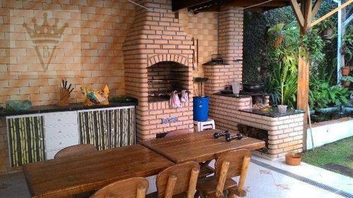Casa Com 5 Dormitórios À Venda, 280 M² Por R$ 1.400.000,00 - Anália Franco - São Paulo/sp - Ca0060