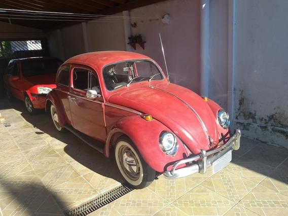 Fusca 1969 Volkswagen