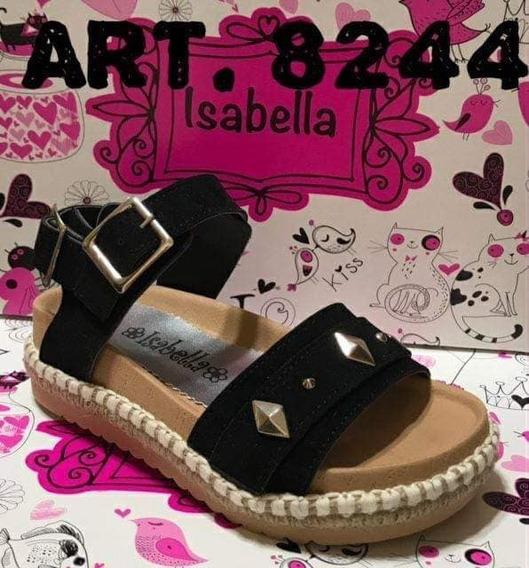 Sandalias Nena Talles 27 Al 36 Princesa Isabella