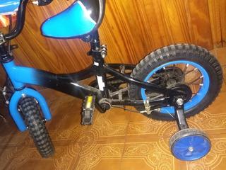 Bicicleta Infantil Dencar