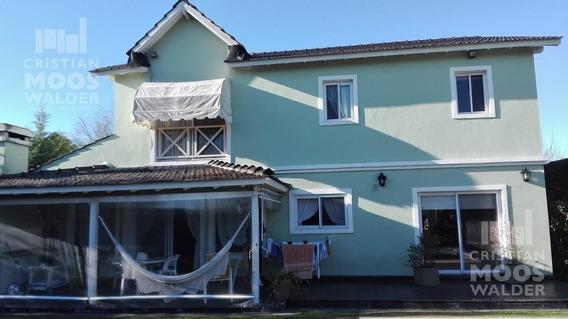 Casa En Venta Barrio Cerrado Maschwitz Privado - Cristian Mooswalder Negocios Inmobiliarios