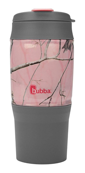 Termo Bubba 532 Ml /18 Oz Frio Y Caliente Rosa Gris