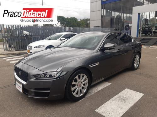 Jaguar Xe Pure Modelo2016