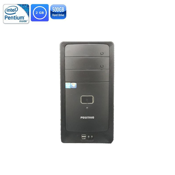 Pc Positivo Intel Pentium 2gb Hd 500gb