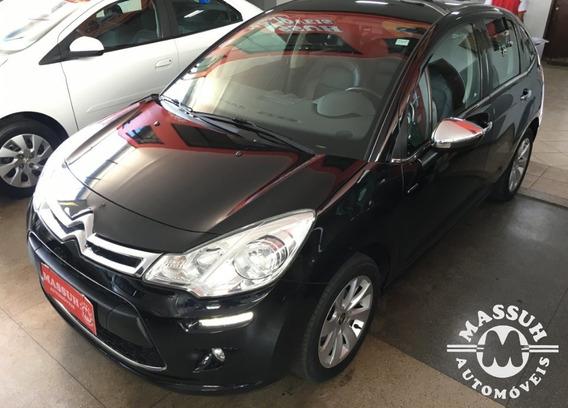 Citroën C3 1.6 Exclusive 16v Flex 4p Automático