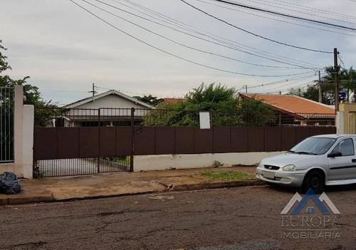Casa Com 2 Dormitórios À Venda, 106 M² Por R$ 300.000,00 - Jardim Morumbi - Londrina/pr - Ca1401