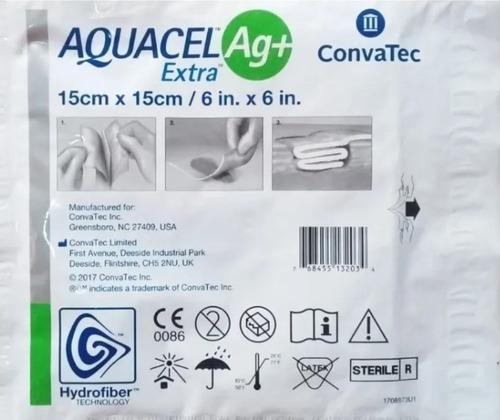 1 Aposito Aquacel Agextra+15x15 - Unidad a $50000