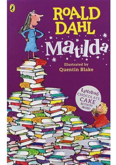 Matilda - Roald Dahl - Picture Puffin