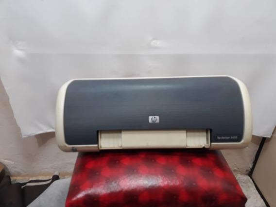 Impressora Hp Deskjet 3420 Usada Para Retirada De Peças