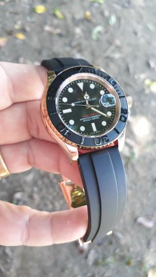 Relógio Automático 3 Anos Garantia C/frete 12x S/juros