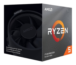 Procesador Amd Ryzen 5 3600x Core 3.8ghz Socket Am4 Nuevo