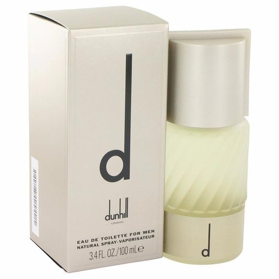 Perfume Dunhill D For Men Edt 100ml Masculino Original