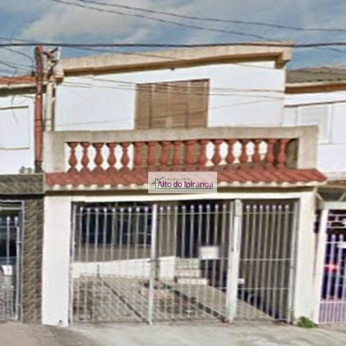 Imagem 1 de 18 de Sobrado Com 3 Dormitórios À Venda, 104 M² Por R$ 427.000,00 - Sacomã - São Paulo/sp - So0820