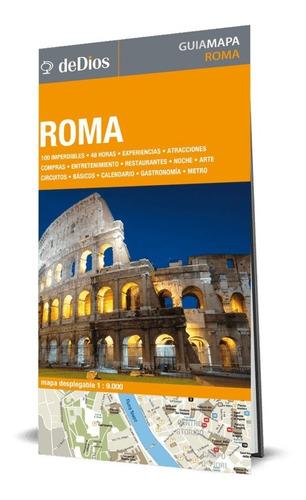 Guía Mapa De Roma. De Dios Guías De Viaje.