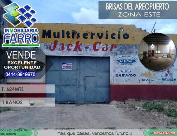 Venta Galpón En Brisas Del Areopuerto Ve01-0050ba-pg