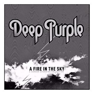 Deep Purple A Fire In The Sky Vinilo Triple Nuevo Importado