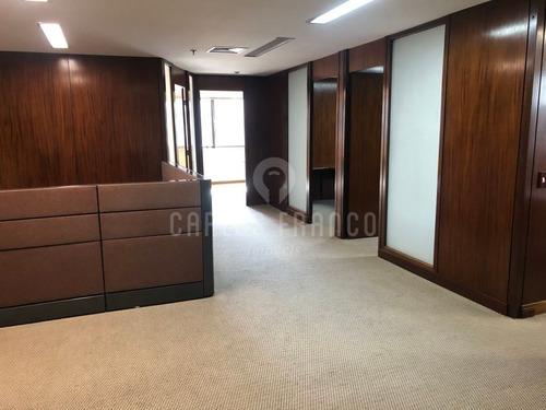 Imagem 1 de 15 de Conjunto Comercial  Com 5 Salas Para Locação, 141m²  Por R$ 12.000,00  -  Itaim Bibi  - São Paulo/sp - Cf68274