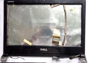 Carcaça Tampa Tela, Haste,moldura Notebook Dell N4030-usado