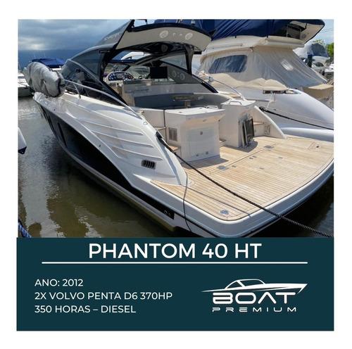 Phantom 40 Ht, 2012, 2x Volvo Penta D6 370hp - 500 Full -