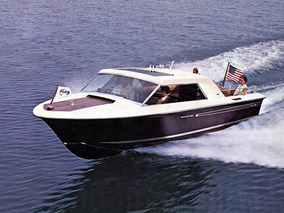 Lancha Century-coronado Motor 330hp Chrysler 250hr Impecable