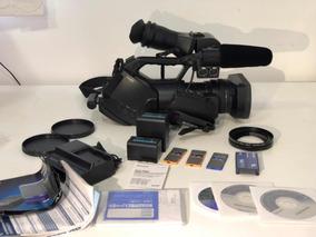 Sony Pmw Ex3 Xdcam + Acessórios   89 Hrs De Uso   Muito Nova