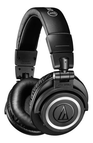 Audífonos Bluetooth Audiotechnica Ath-m50xbt Over Ear