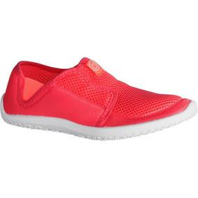 Calzado Tenis Adultos Niños Aquaticos Snorkel Subea 120