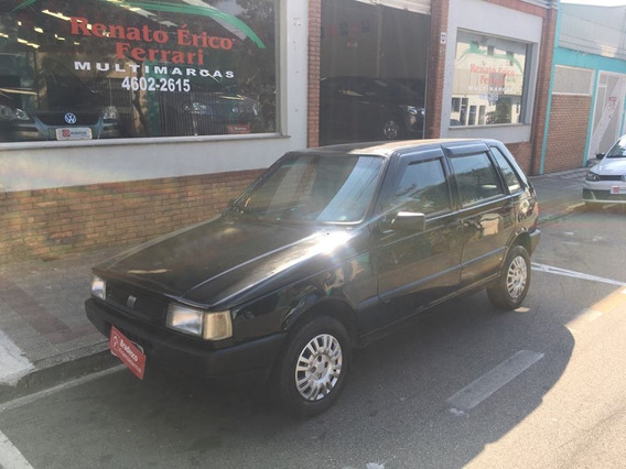 Fiat Uno 2001/2001 1.0 Mpi Mille Smart 8v Gasolina 4p