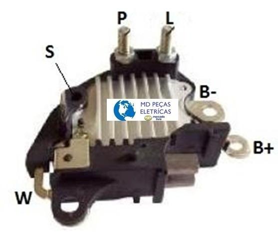 Regulador De Voltagem Ik 5180 - Caterpillar Tratores