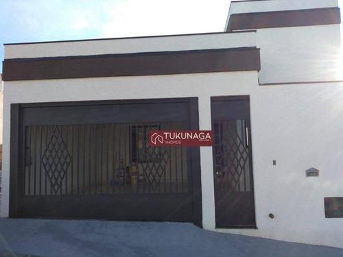 Casa À Venda, 121 M² Por R$ 350.000,00 - Residencial Piemonte - Bragança Paulista/sp - Ca0852