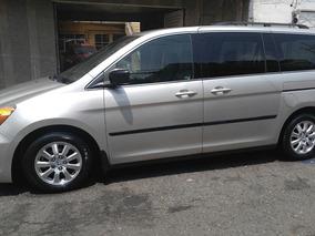 Honda Odyssey 3.5 Lx Minivan At 2008 Automatica