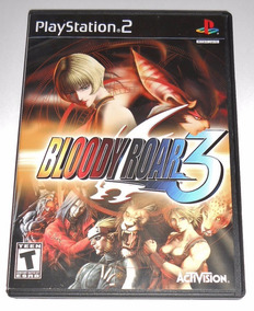 Bloody Roar 3 Original Ps2 Cr $15