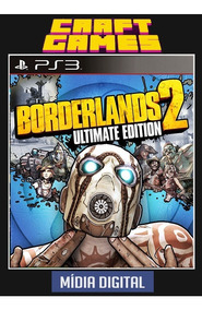 Borderlands 2 Ultimate Edition Ps3 Psn Digital Game
