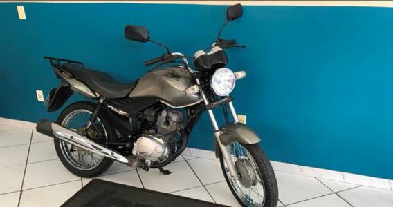Honda Cg 150 Fan Cinza