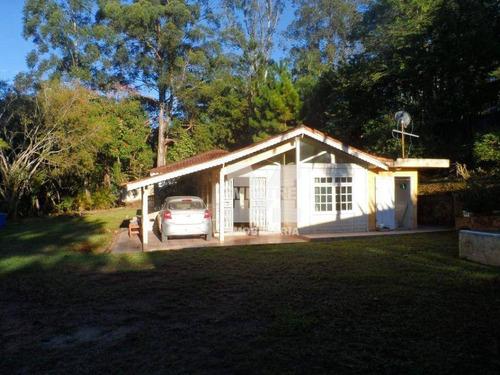 Chácara Com 3 Dormitórios À Venda, 2100 M² Por R$ 420.000,02 - Jardim Mairiporã I - Mairiporã/sp - Ch0029